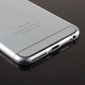 i.norys® TPU Crystal Clear Case Cover Bumper Apple iPhone 6 Ultra Slim – Bild 5