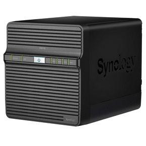 SYNOLOGY DiskStation DS416j 4TB NAS-Server 4-Bay + 4x 1TB HDD – Bild 2