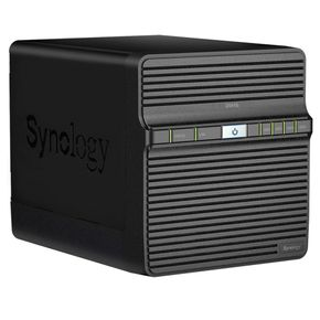 SYNOLOGY DiskStation DS416j 12TB NAS-Server 4-Bay + 4x 3TB HDD – Bild 3