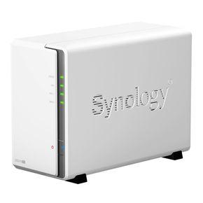 Synology DS216se 6TB DiskStation NAS Server 2-Bay + 2x 3TB Festplatten – Bild 2