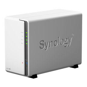 SYNOLOGY DiskStation DS216j 8TB NAS-Server 2-Bay + 2x 4TB HDDs – Bild 2