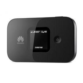 Huawei E5577Cs 4G LTE 150Mbps 3.000mAh Mobile WiFi WLAN Hotspot schwarz – Bild 2