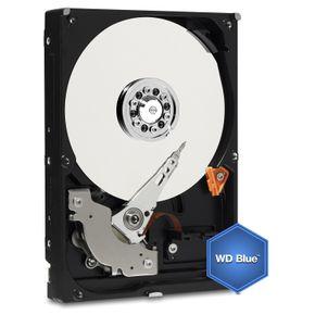 "WesternDigital WD20EZRZ 3,5"" 2TB Caviar Blue 64MB SATA-600 interne HDD – Bild 1"