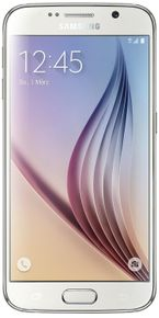 "Samsung Galaxy S6 Smartphone 5,1"" Touch-Display 32GB, Android 5.0 weiß – Bild 2"