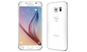 "Samsung Galaxy S6 Smartphone 5,1"" Touch-Display 32GB, Android 5.0 weiß – Bild 1"
