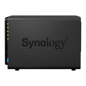 SYNOLOGY DS916+ 8TB NAS-Server 4-Bay + 4x 2TB, 2,56GHz Quad Core CPU, 3x USB 3.0, 2GB RAM – Bild 3