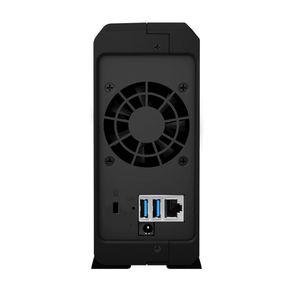 SYNOLOGY DiskStation DS116 2TB NAS-Server 1-Bay, Dual Core 1,8Ghz CPU, 2x USB 3.0, 1x RJ45 – Bild 4