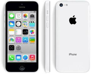 Apple iPhone 5C Smartphone 16GB 4 Zoll Retina-Touchscreen Weiß