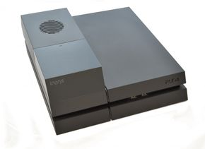 "i.norys Game Bar PS4 3,5"" HDD Festplatten Extender Erweiterung – Bild 3"