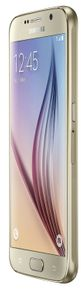 "Samsung Galaxy S6 Smartphone 5,1"" Touch-Display 64GB, Android 5.0 gold – Bild 2"