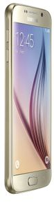 "Samsung Galaxy S6 Smartphone 5,1"" Touch-Display 64GB, Android 5.0 gold – Bild 3"