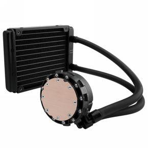 Corsair CW9060010 Hydro H55 120mm Rad HighPerformance CPU Wasserkühler – Bild 3