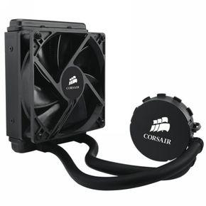 Corsair CW9060010 Hydro H55 120mm Rad HighPerformance CPU Wasserkühler – Bild 1