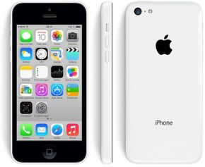 Apple iPhone 5C Smartphone 16GB 4 Zoll Retina-Touchscreen Weiß