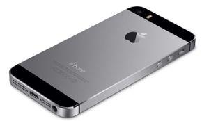 Apple iPhone 5S Smartphone 64GB 4 Zoll Retina-Touchscreen Spacegrau – Bild 2