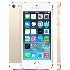 Apple iPhone 5S Smartphone 64GB 4 Zoll Retina-Touchscreen Gold