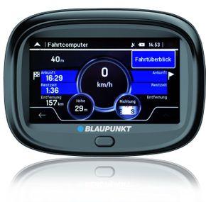 "Blaupunkt MotoPilot 43 EU LMU Motorrad Navigation, 4,3"" Display, lebenslange Map-Updates – Bild 3"