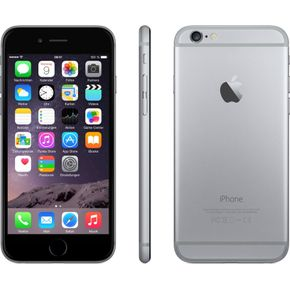 Apple iPhone 6 Smartphone (4,7 Zoll (11,9 cm) Touch-Display, 64GB Speicher)  – Bild 1