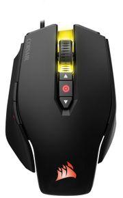 Corsair CH-9300011 M65 PRO RGB FPS Gaming Maus LED 12000 DPI Optisch USB schwarz – Bild 2