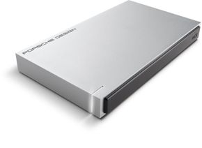"LaCie Mobile Drive (STET1000400) 2.5""  - 1TB Festplatte - Light Grey – Bild 2"