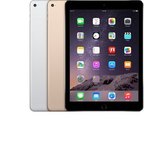 Apple iPad Air 2 24,6 cm (9,7 Zoll) Tablet-PC WiFi/LTE, 16GB Speicher  – Bild 1