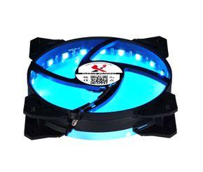 X2 Magic Lantern, 3x LED-Gehäuse-Lüfter Fernbedienung, 1500RPM, RGB – Bild 8