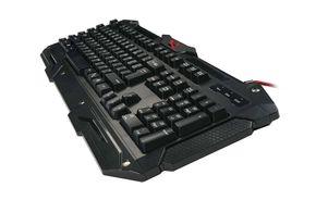 X2 Kimera K4007 Gaming Tastatur, klasse Design, LED Beleuchtung, USB2 – Bild 3