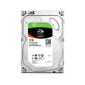 "Seagate FireCuda 1TB, ST1000DX002, Festplatte, SSHD, 3,5"", 64MB Cache – Bild 1"