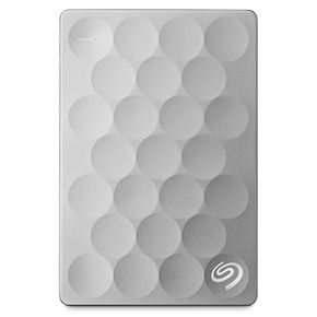 Seagate Backup Plus Ultra Slim externe tragbare Festplatte USB 3.0, PC & MAC & PS4 – Bild 1