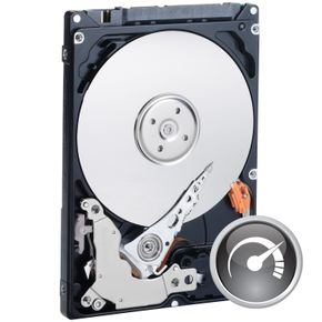 "WD Black 1TB 2,5"" SATA-600 32MB 7200RPM Notebook Festplatte"