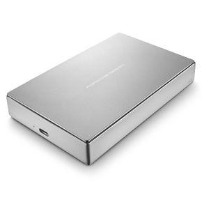 "LaCie Porsche Design STFD4000400 Mobile Drive 4TB, externe Festplatte 2,5"" USB-C platin – Bild 3"