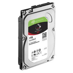 Seagate IronWolf 1TB, ST1000VN002, interne Festplatte, 3,5 Zoll, 64MB Cache, 5900RPM SATA3 – Bild 3