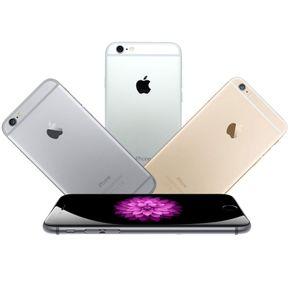 "Apple iPhone 6 Plus Smartphone 5,5"" Touch-Display, 64 GB Speicher  – Bild 1"