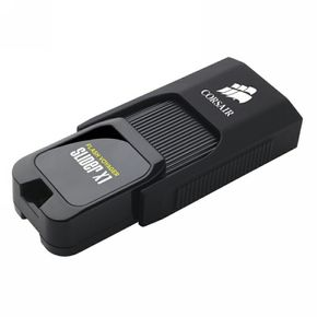 Corsair CMFSL3X1-128GB Flash Voyager Slider X1 128GB USB 3.0 Kompakt Flash Drive – Bild 1