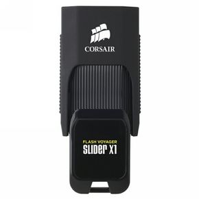 Corsair CMFSL3X1-128GB Flash Voyager Slider X1 128GB USB 3.0 Kompakt Flash Drive – Bild 2