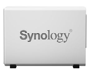 SYNOLOGY DiskStation DS218j 4TB Bundle NAS-Server 2-Bay und 2x 2TB HDDs – Bild 3