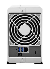 SYNOLOGY DiskStation DS218j 4TB Bundle NAS-Server 2-Bay und 2x 2TB HDDs – Bild 5