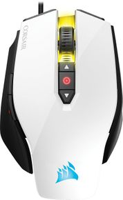 Corsair Gaming CH-9300111 M65 PRO RGB Gaming Mouse 12000 DPI white