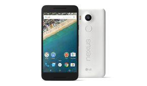 LG Nexus 5X Handy Smartphone 5,2 Zoll 32GB LTE 12,3 MP Kamera Touchdisplay – Bild 1