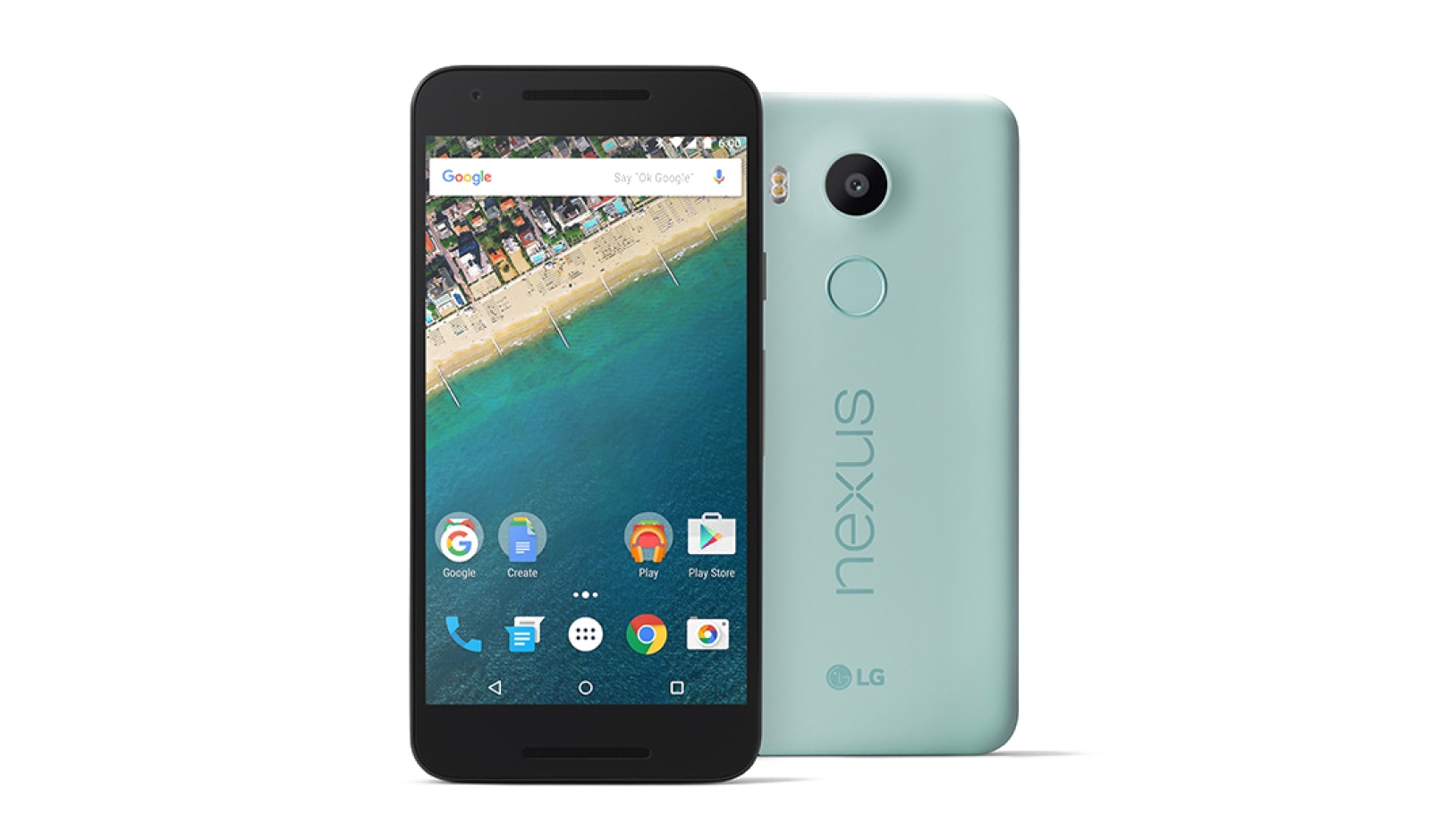 lg nexus 5x handy smartphone 5 2 zoll 16gb lte 12 3 mp. Black Bedroom Furniture Sets. Home Design Ideas