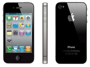 Apple iPhone 4 Smartphone (8,9 cm / 3,5 Zoll Touchscreen Display, 5 Megapixel Kamera, UMTS) – Bild 2