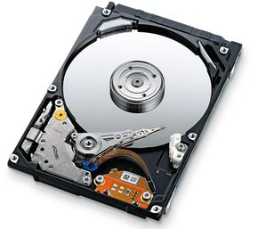 "Toshiba 320GB 2,5"" SATA-300 8MB MQ01ABD032 5.400RPM interne Festplatte 9,5mm Notebook"