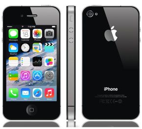 Apple iPhone 4S Smartphone 8,9 cm (3,5 Zoll) Touchscreen Display, 8 Megapixel Kamera, UMTS – Bild 2
