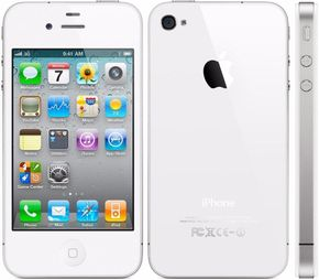Apple iPhone 4S Smartphone 8,9 cm (3,5 Zoll) Touchscreen Display, 8 Megapixel Kamera, UMTS – Bild 5
