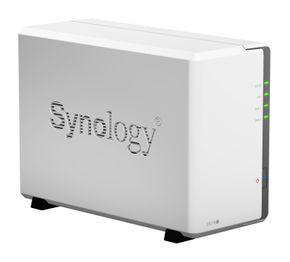 Synology DS218j DiskStation NAS-Server 2-Bay Desktop Server – Bild 2