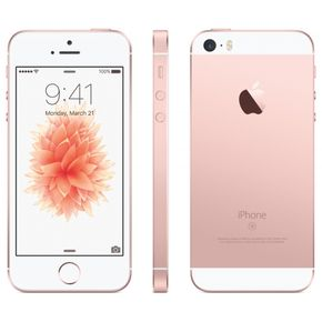 Apple iPhone SE Smartphone 32GB 4 Zoll IPS Retina-Touchscreen, 12 MP Kamera – Bild 3