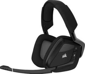 Corsair Gaming CA-9011152 VOID PRO Wireless Premium Gaming Headset RGB Dolby 7.1 Carbon – Bild 2
