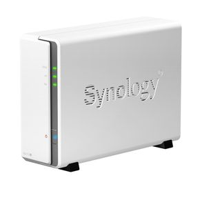 SYNOLOGY DiskStation DS115j 12TB NAS-Server 1-Bay + 1x 12TB HDD Seagate IronWolf – Bild 2