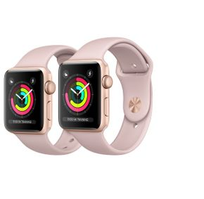 Apple Watch Series 3 38mm / 42mm Aluminium Smartwatch / Uhr / Fitnesstracker – Bild 2