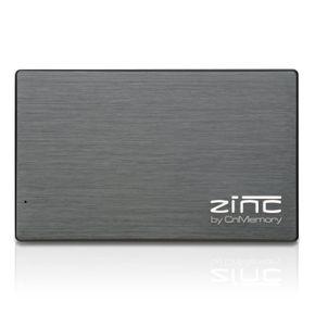 CnMemory Zinc externe Festplatte (6,4 cm (2,5 Zoll), USB 3.0) silber / grau – Bild 2